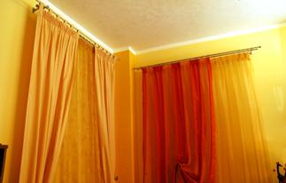 Arredo tenda di elisabetta conidi catanzaro tendaggi per for Tende plissettate